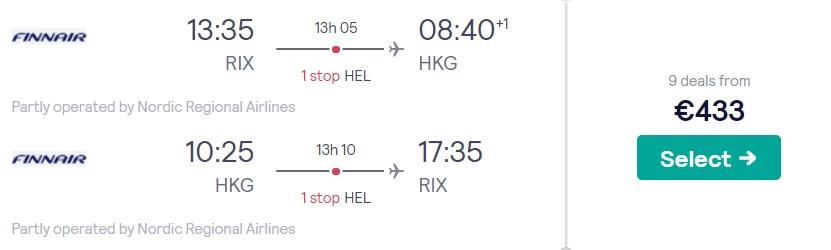 lēti lidojumi uz honkongu no rīgas