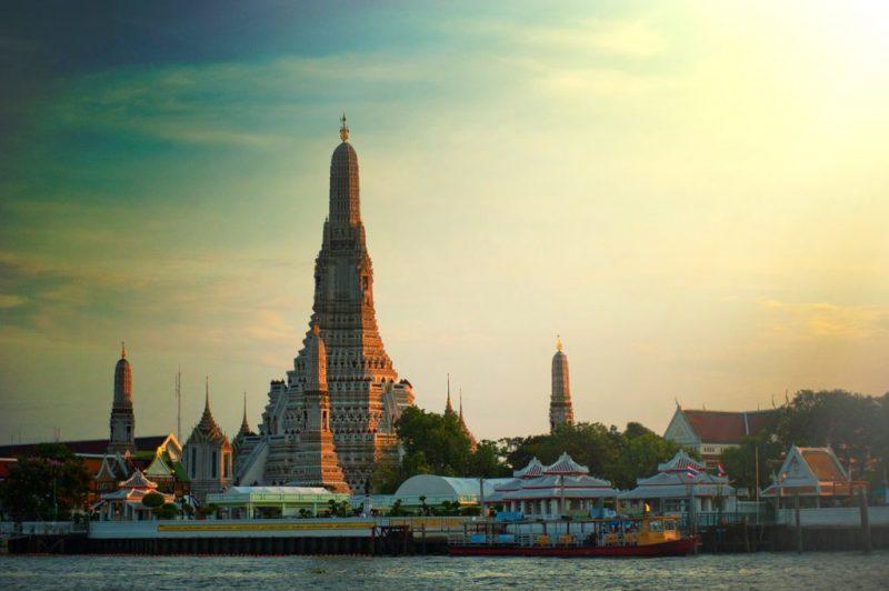vietas, ko apskatīt taizemē