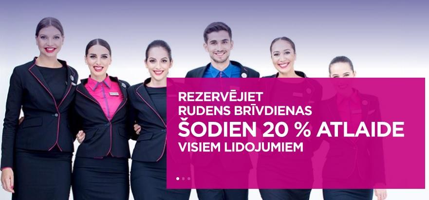 Wizz Air AKCIJA