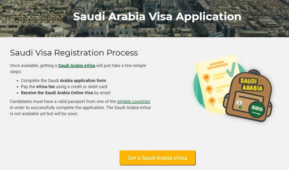 e vīza uz saūdu arābiju no latvijas
