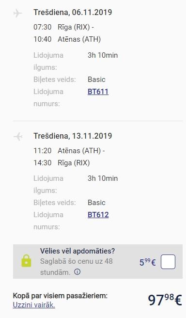 air baltic draugu dienas akcija