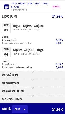 lēti lidojumi uz kijevu no rīgas